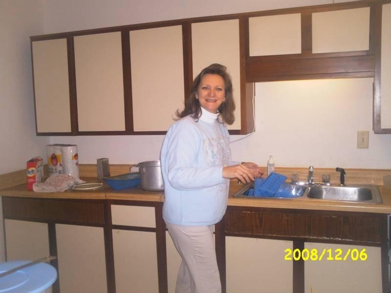 Rhonda cooking up something good