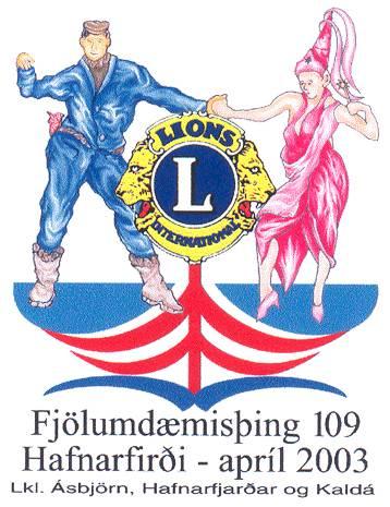 Fj?lumd?mis?ing LIONS 2003