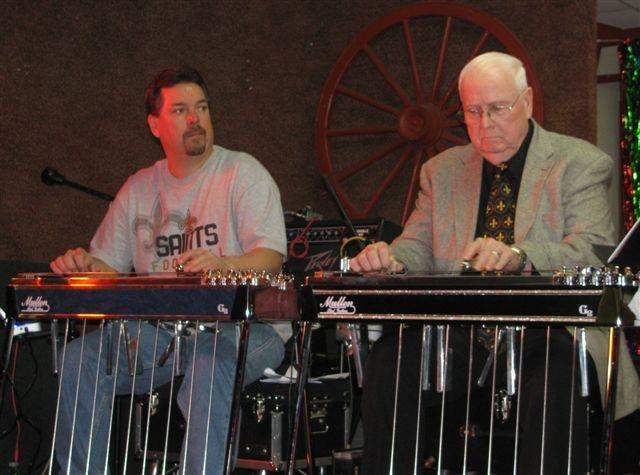 Randy Blackwell and Buck Grantham