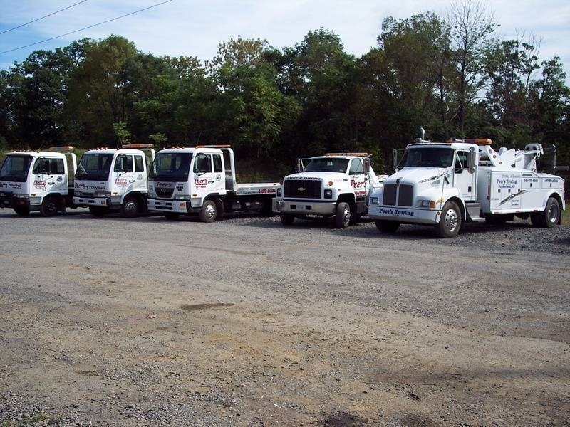 We have a wrecker that will fit all your towing needs