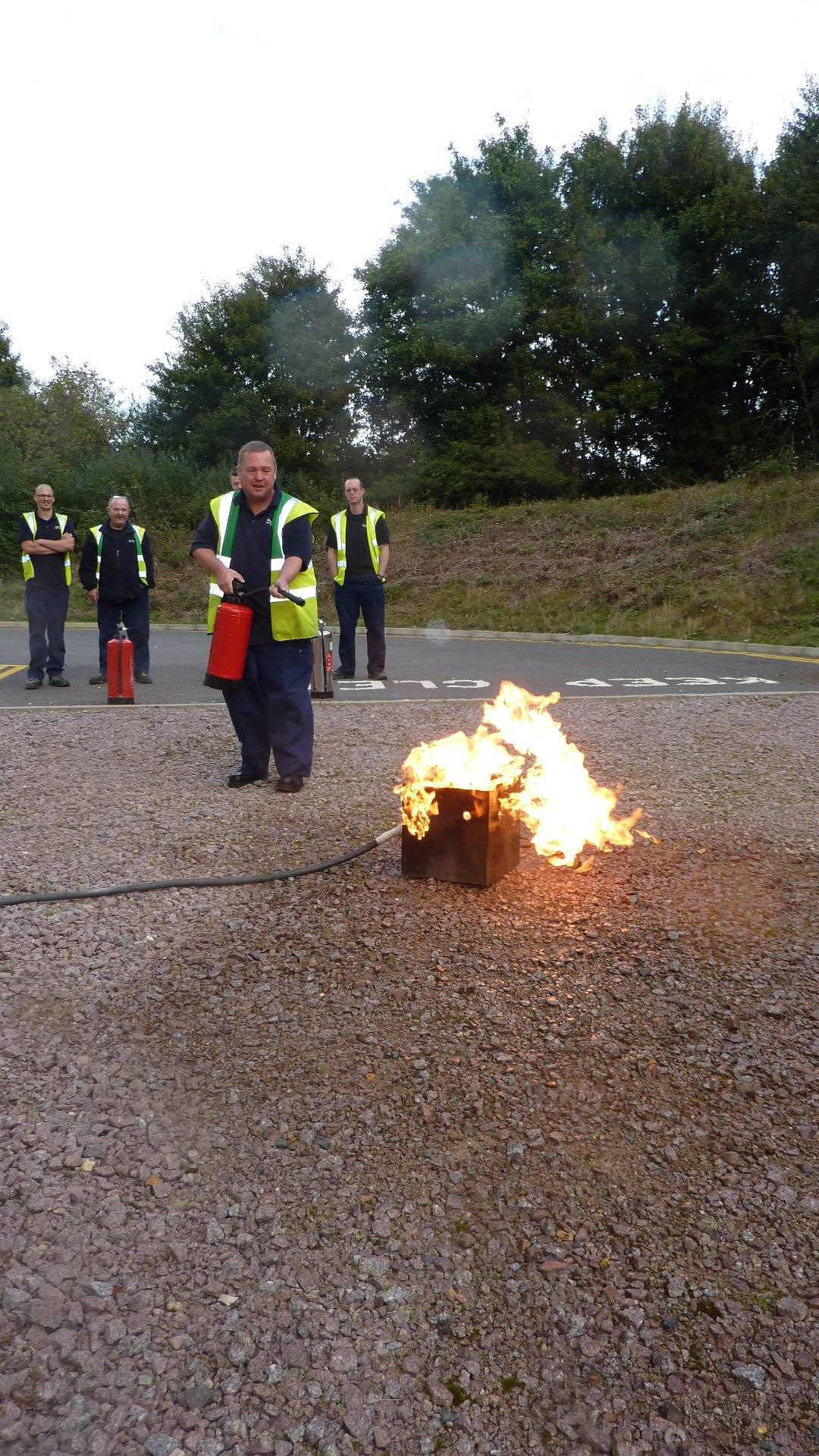 Fire Marshall Training
