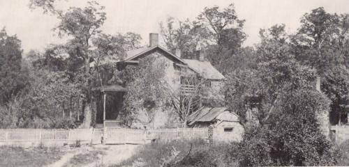 The George Matlick Brinton Homestead