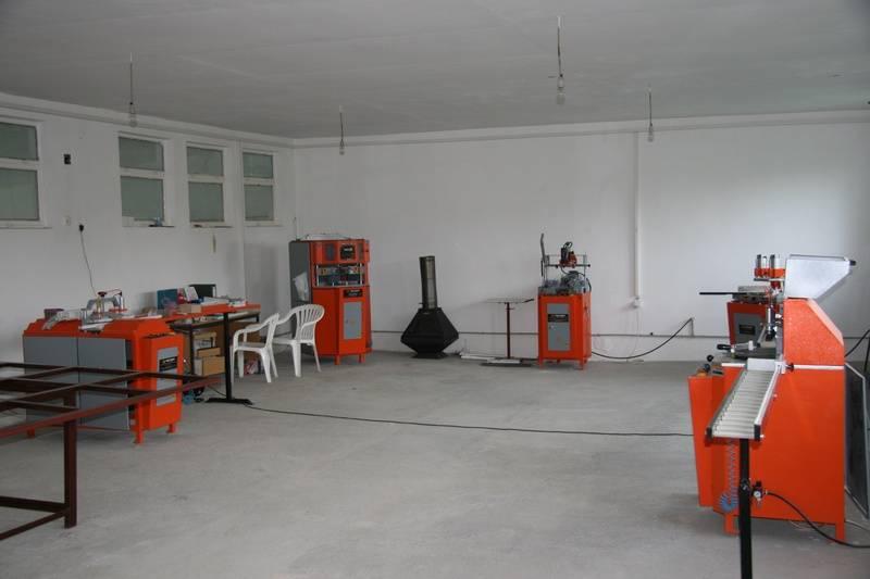 proizvoden pogon za PVC stolarija