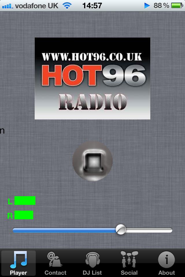 Home screen iPhone