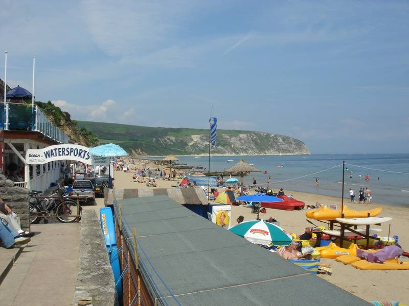 Swanage Bay - North End