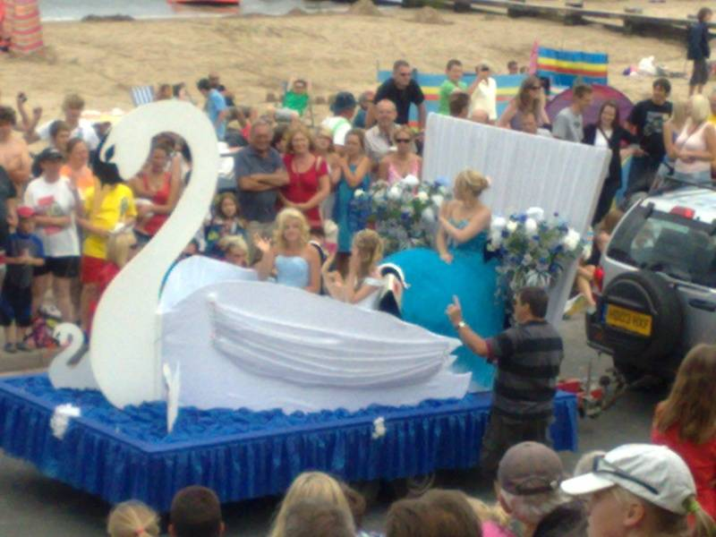Swanage Carnival Queen