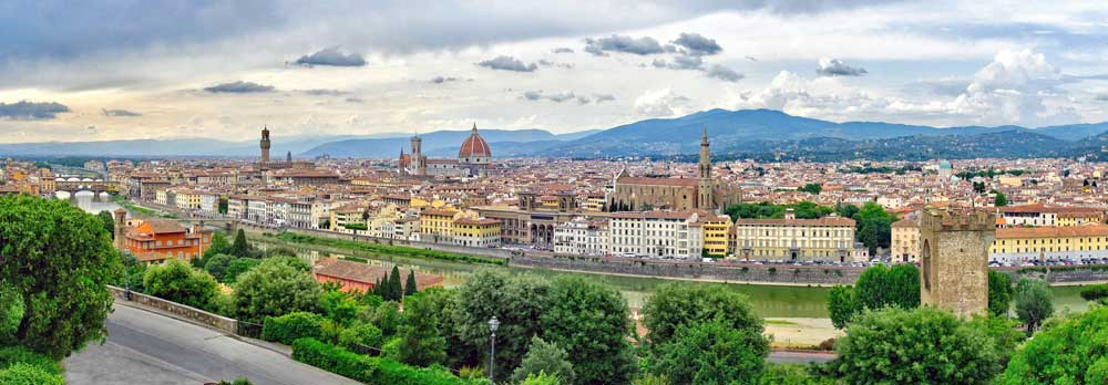 Florentine skyline