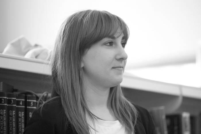 Assistant Director World Domination Mariana Sastre