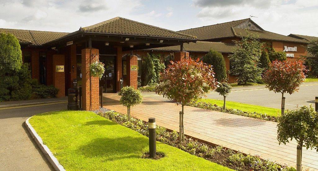 The Marriott Hotel, Eagle Drive, Northampton,, Northamptonshire , NN4 7HW, England