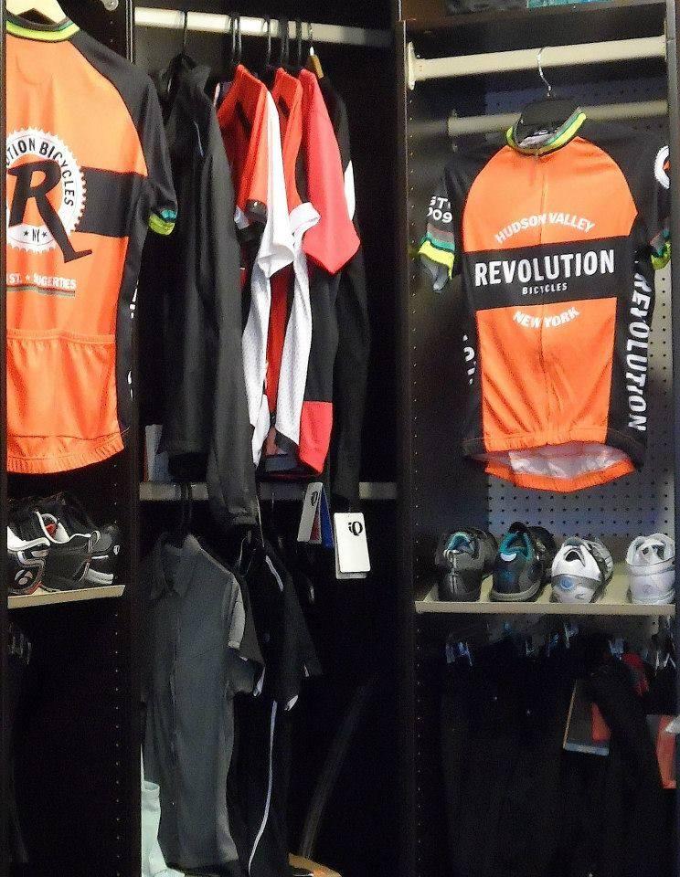 Revolution Jerseys