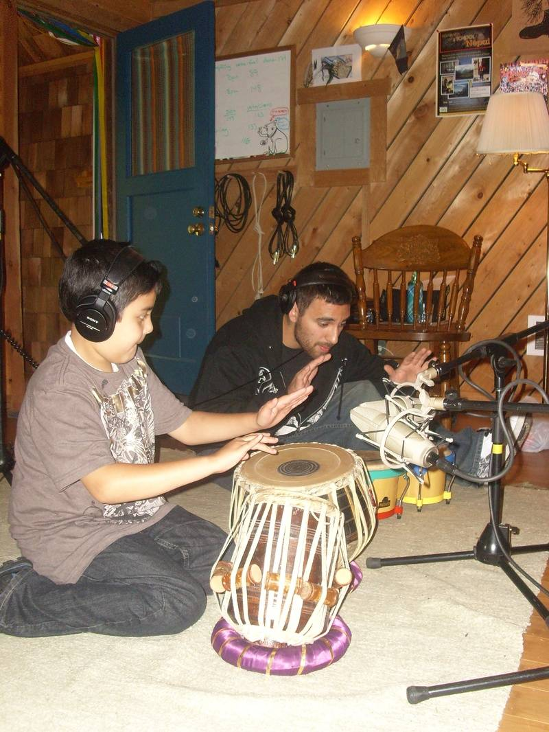 Two Drumming Brothers!!!