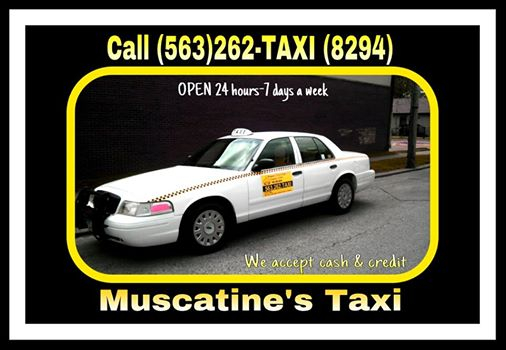 Royal Taxi Cab Service LLC Office, 810 Park Ave Suite 4, Muscatine, Iowa, 52761, USA
