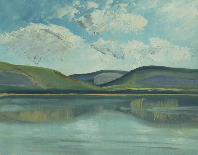 Siberian landscapes