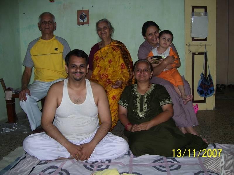Ketkars at Ketkar House