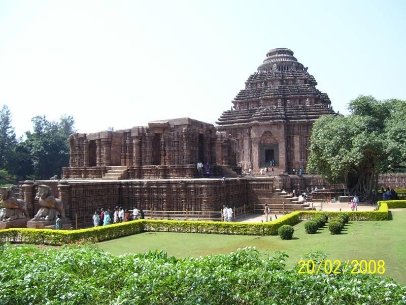 The Sun Temple Konark