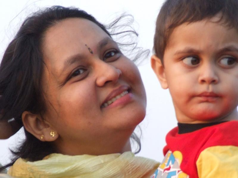 Ashwini and Amogh