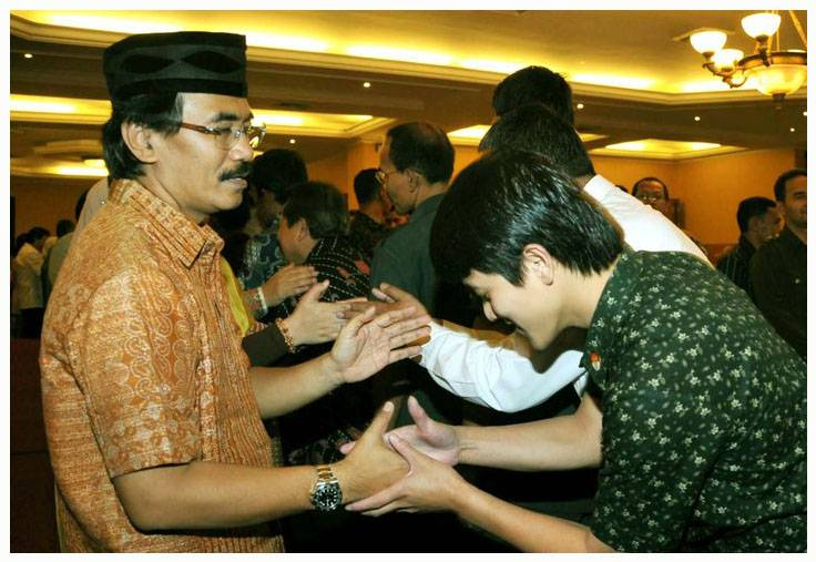 Bersama Bpk. DR. Adhyaksa Dault.,S.H., M.Si.