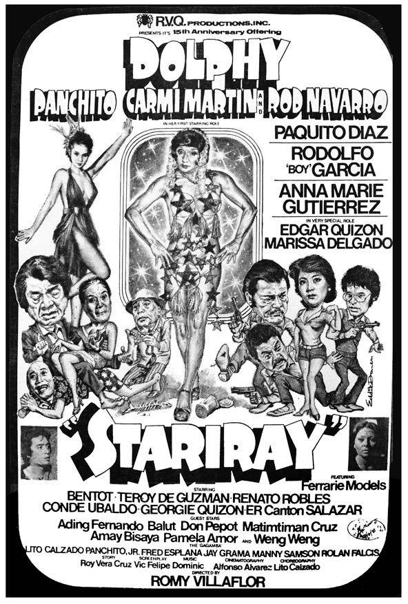 1981 – Stariray (RVQ Productions)