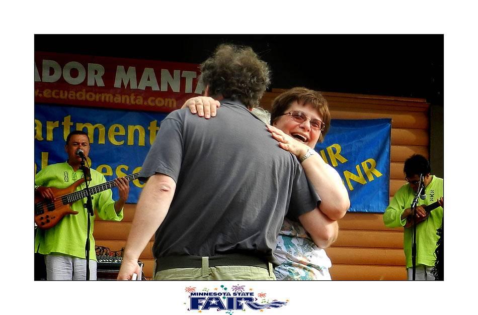 Minnesota State Fair Dancing