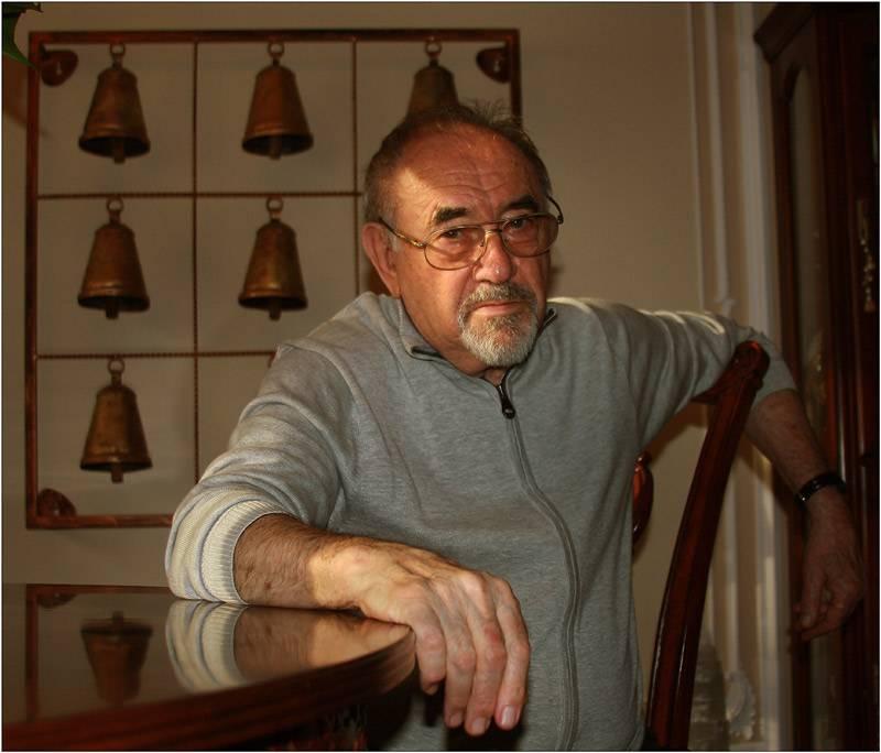 Architect Michael Horovetsky
