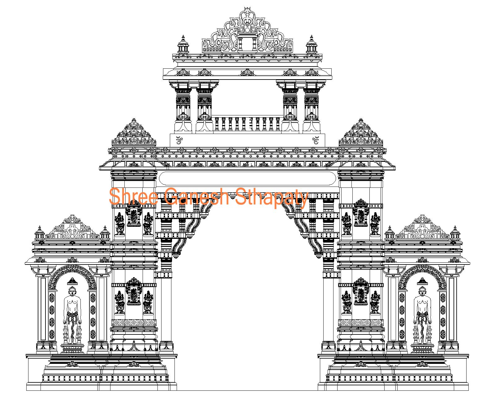 ganesh sthapatya, Shree Ganesh Society, Jogashar Road, Dhrangadhra, Gujarat, 363310, India