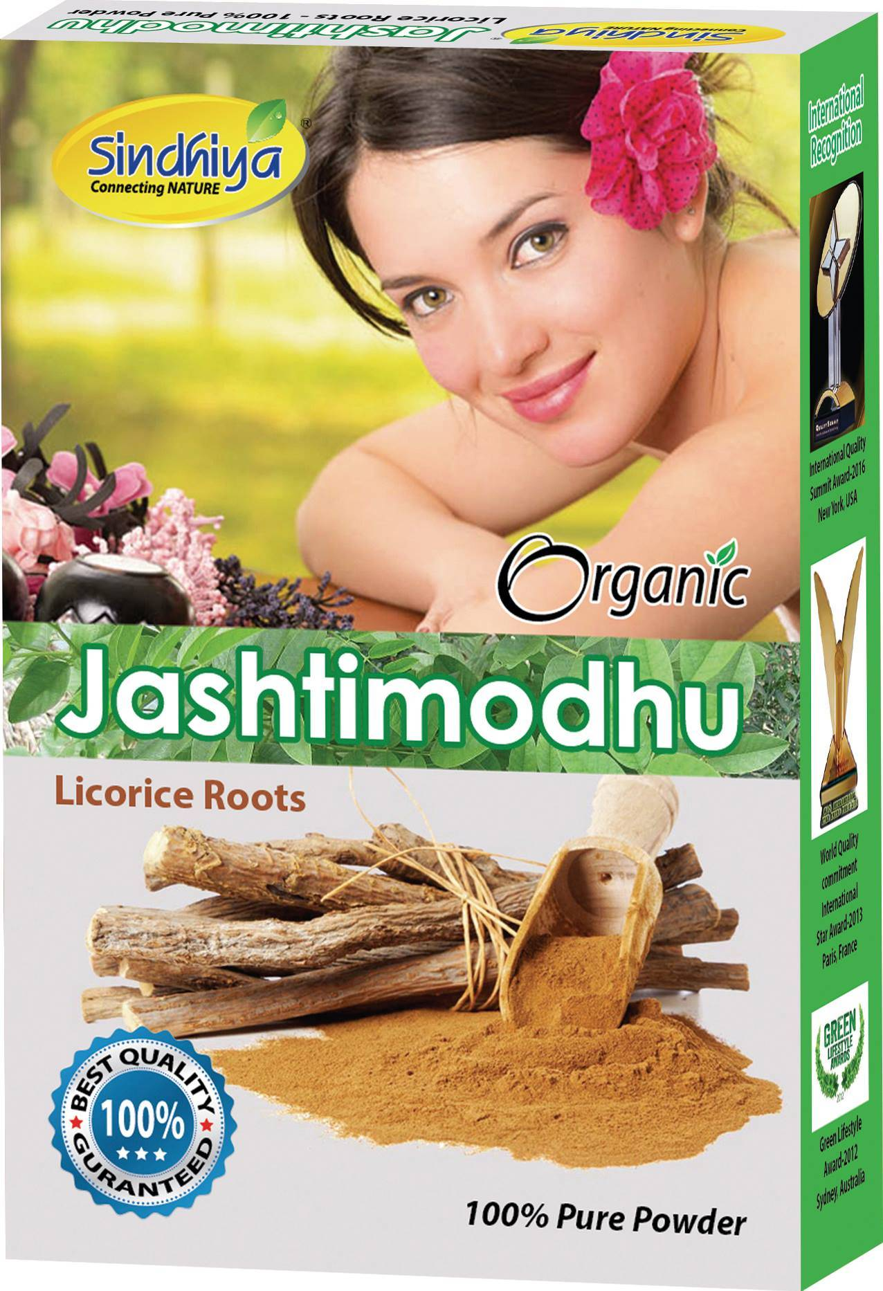 Jashtimodhu (Licorice Powder)