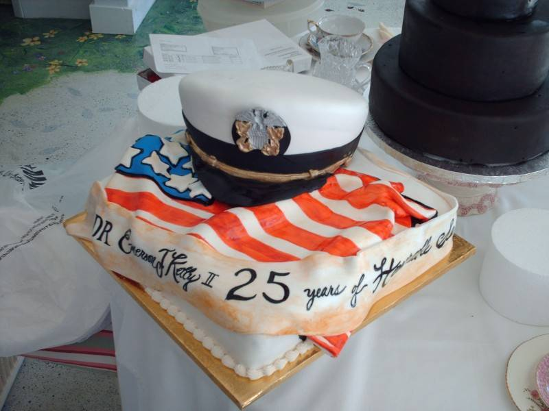 Navy Hat retirement