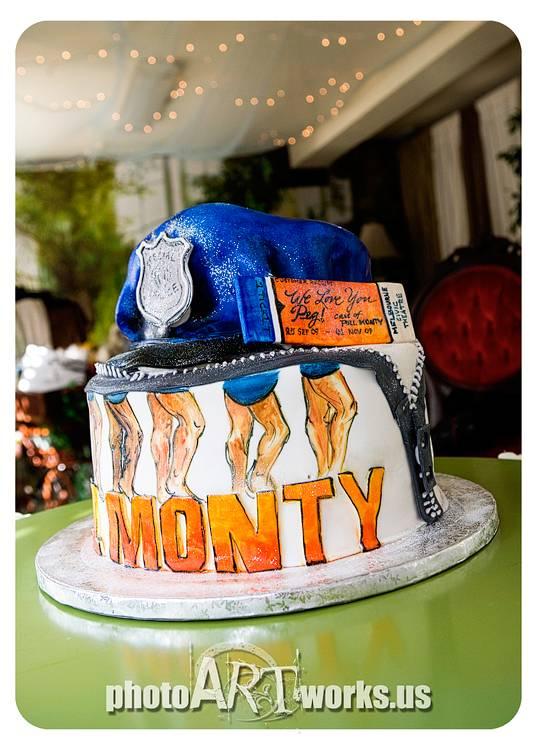 Full Monty Cake