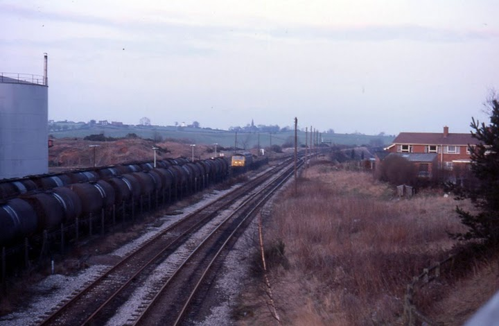 Charringtons Oil Terminal (18/03/85)