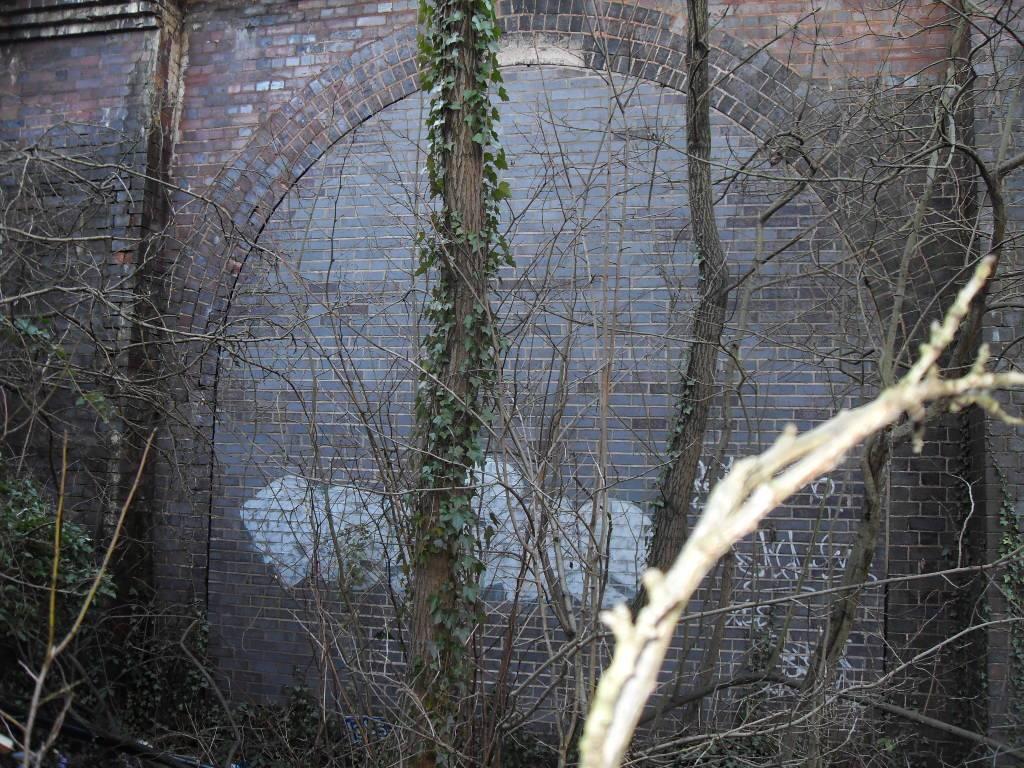 Brownhills Bridge Arch