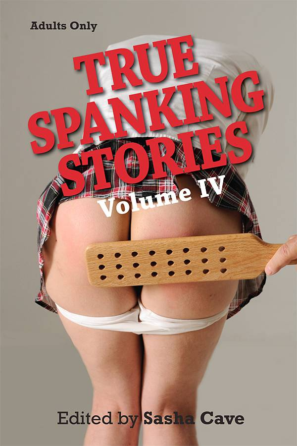 Sexy Spanking Cover for Volume IV