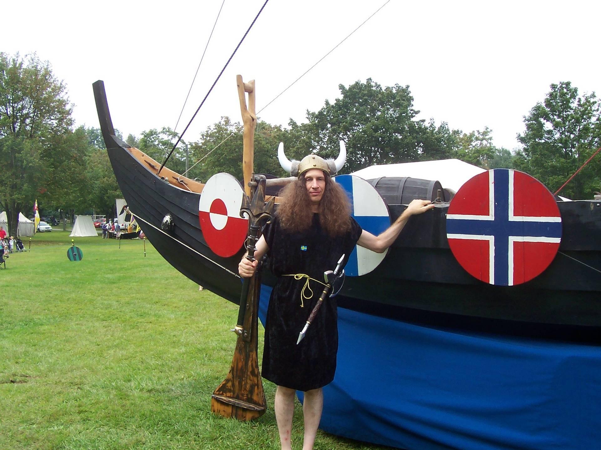 The Viking!