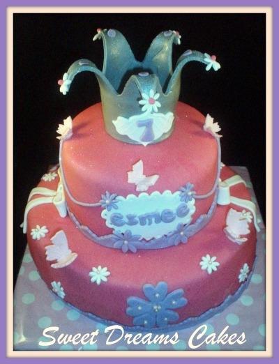 taart kroon