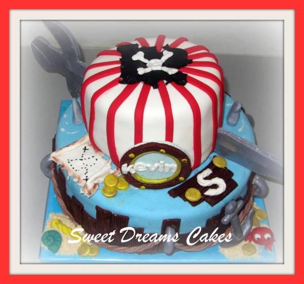 piraat taart