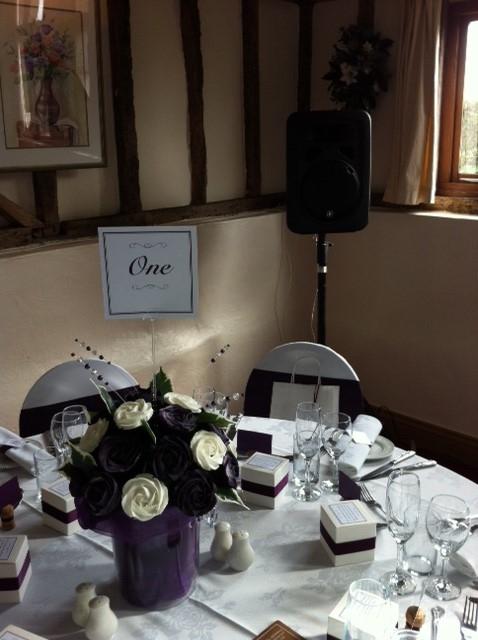 Wedding Speech PA Hire