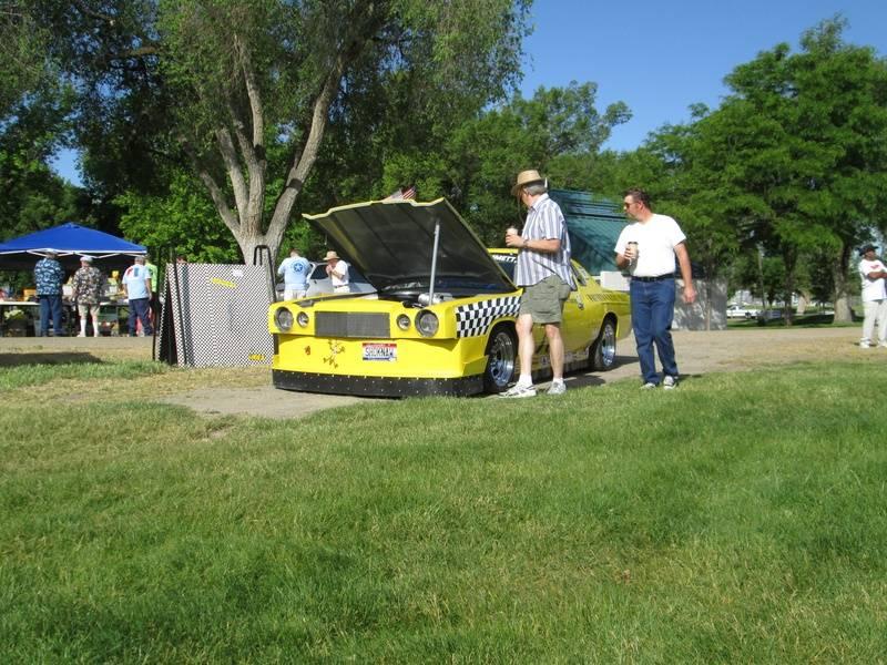 Mopars in the Park 2012 Nampa,Idaho