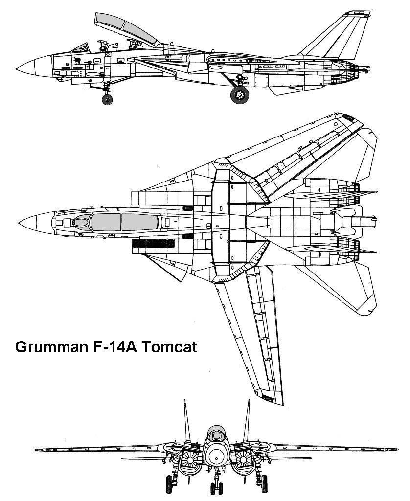 North American F-14 Tomcat