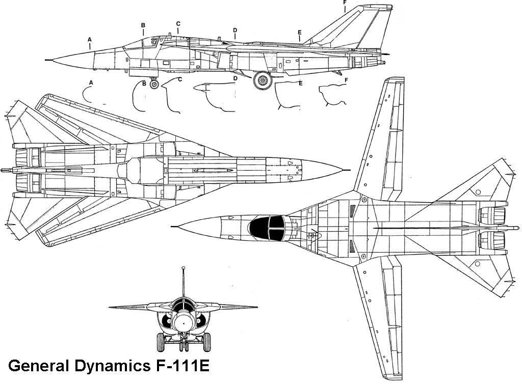 GD F-111 Advark