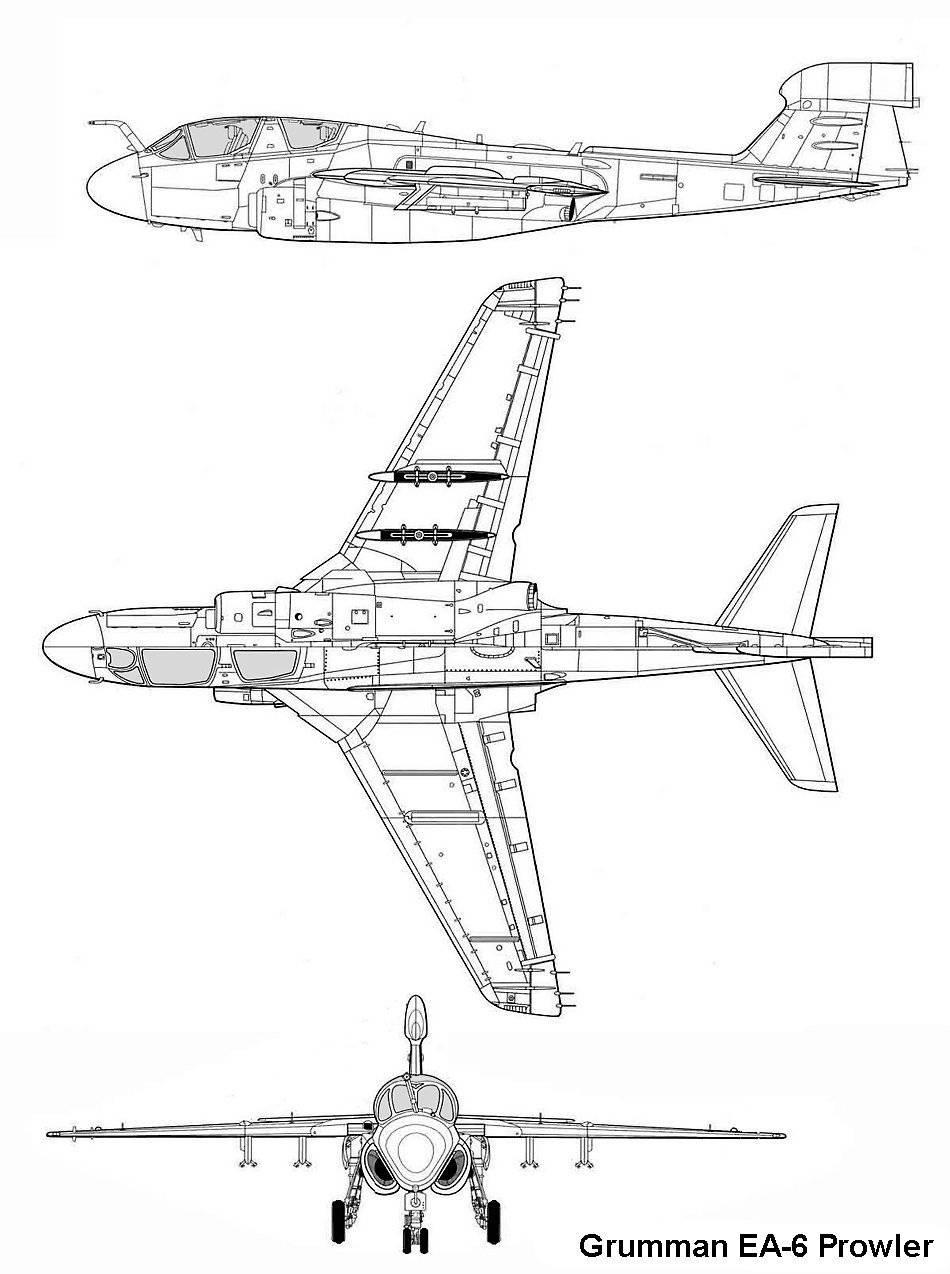 Grunman EAB Prowler