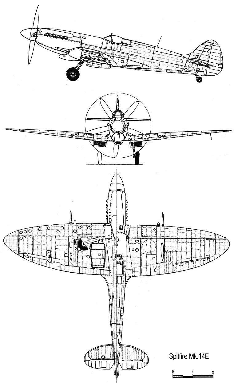 Supermarine Spitfire Mk14