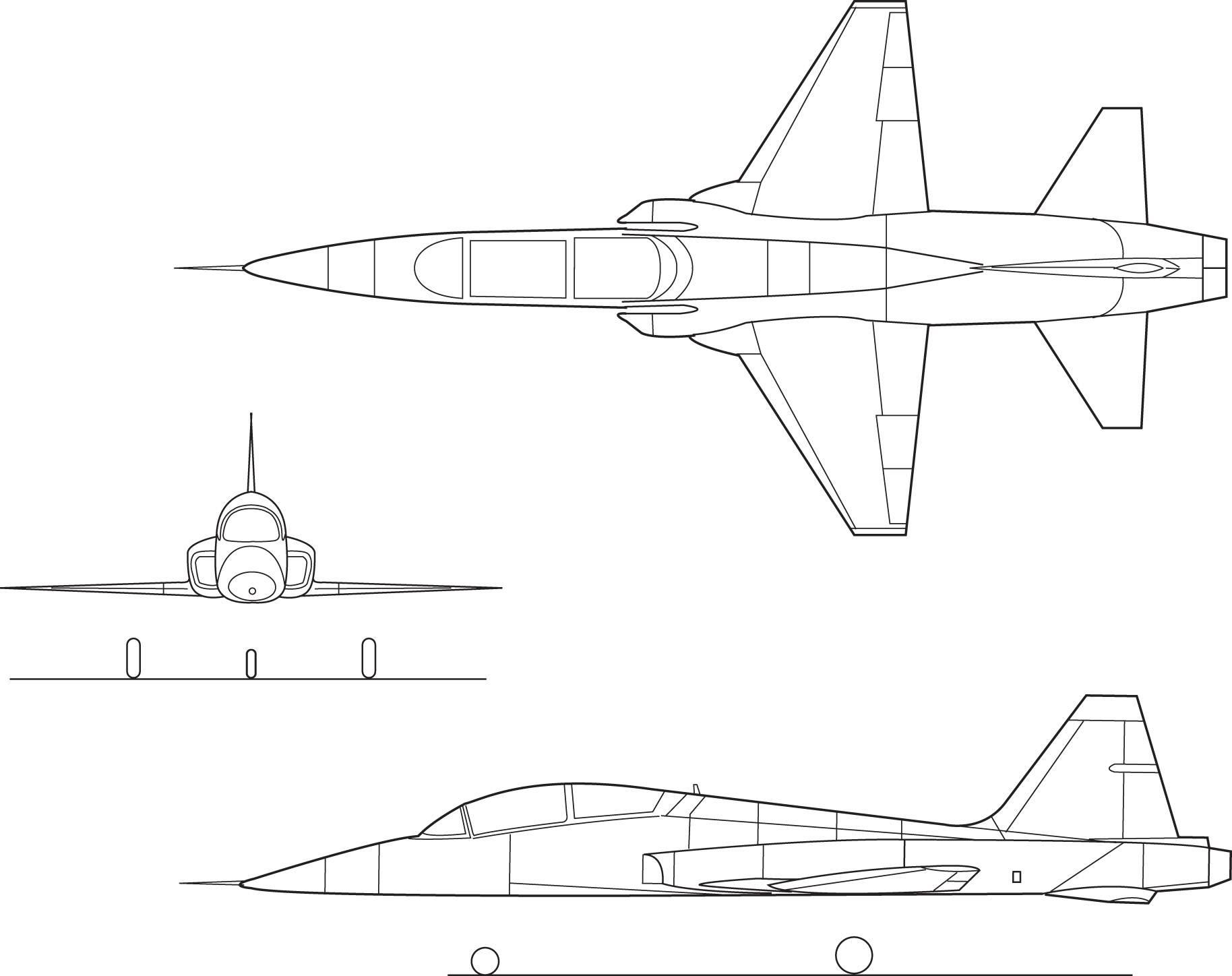 Northrop T-38