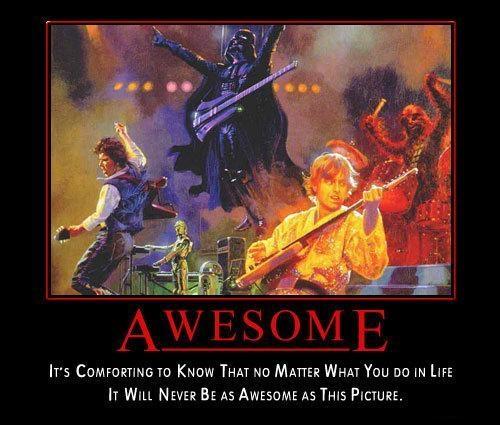 Star Wars... Epic