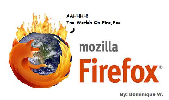 Morzilla FireFox in real life