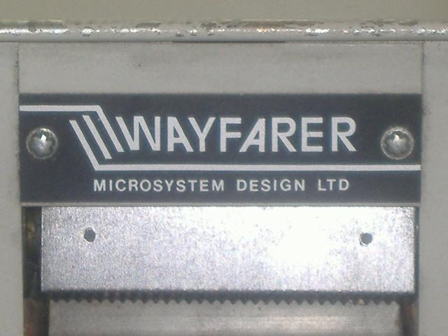 M.D.L Wayfarer, Dorset . est 1975