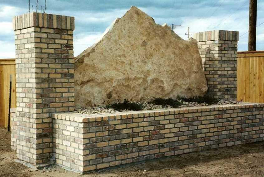 Brick by TM Masonry