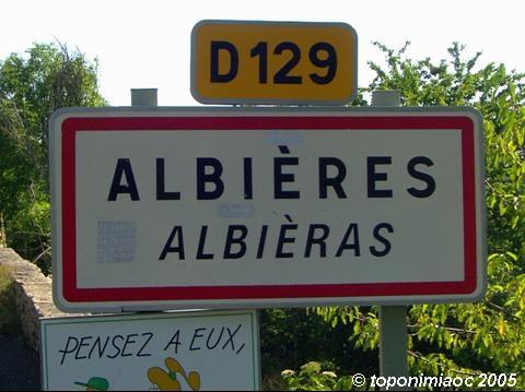 ALBIERAS