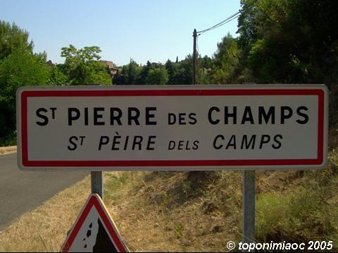 SANT PEIRE DELS CAMPS