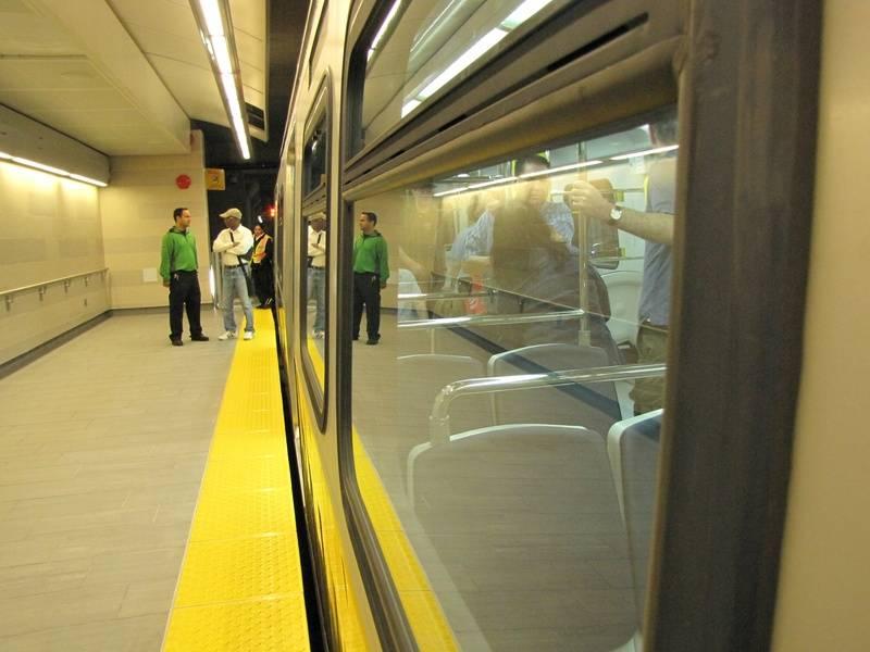 Oakridge - 41st Avenue Station