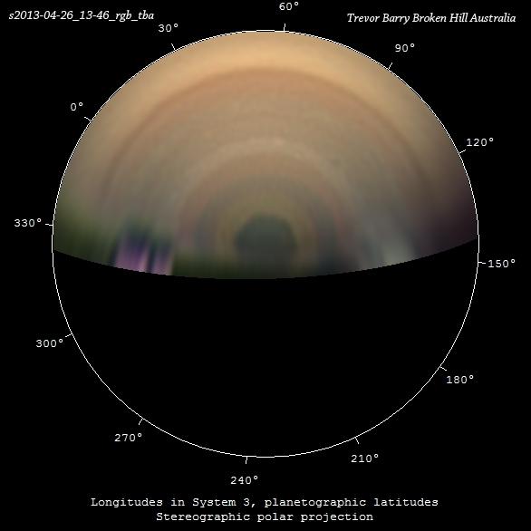 April 26th 2013 13-46 UTC RGB Polar Projection
