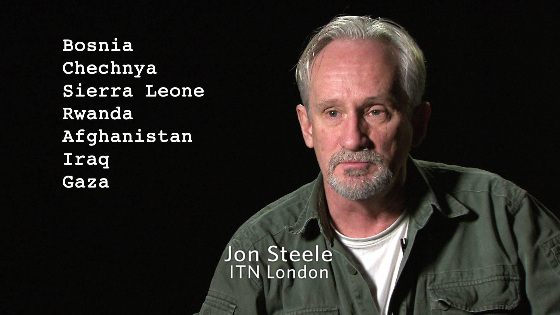 Jon Steele - ITV